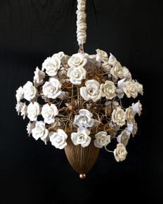 Blanco Flora Chandelier-12