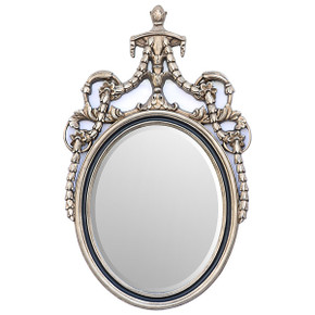 Adams Oval Mirror