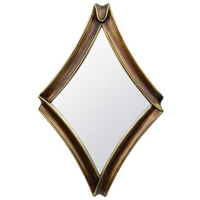Diamond Ribbon Mirror