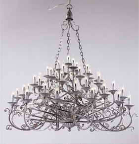 Contemporary Baroque Chandelier 60