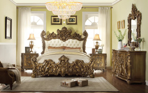 Riviera Eastern King Bedroom - 5pc Set
