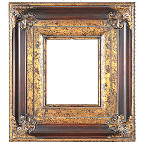 Classic Crest Frame 12X16-107