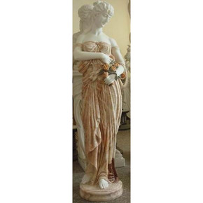 Onyx Lady Statue