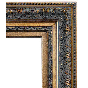 Prestige Frame 48X60 Antique Gold