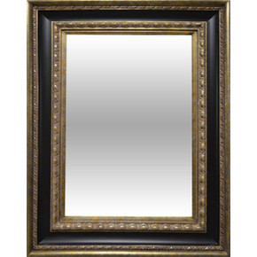 Elegantly Grand Frame 30X30 Gold Silver Black