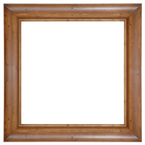 Small Western Wood Frame 30X30