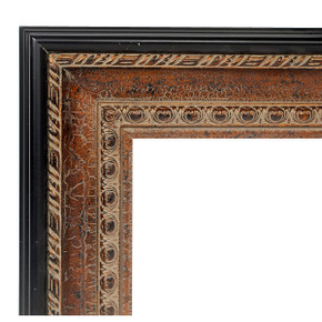 Copper Black Sizzle Frame 24X48CCB