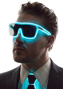 Spy Flynn Inspired Light Up Glasses