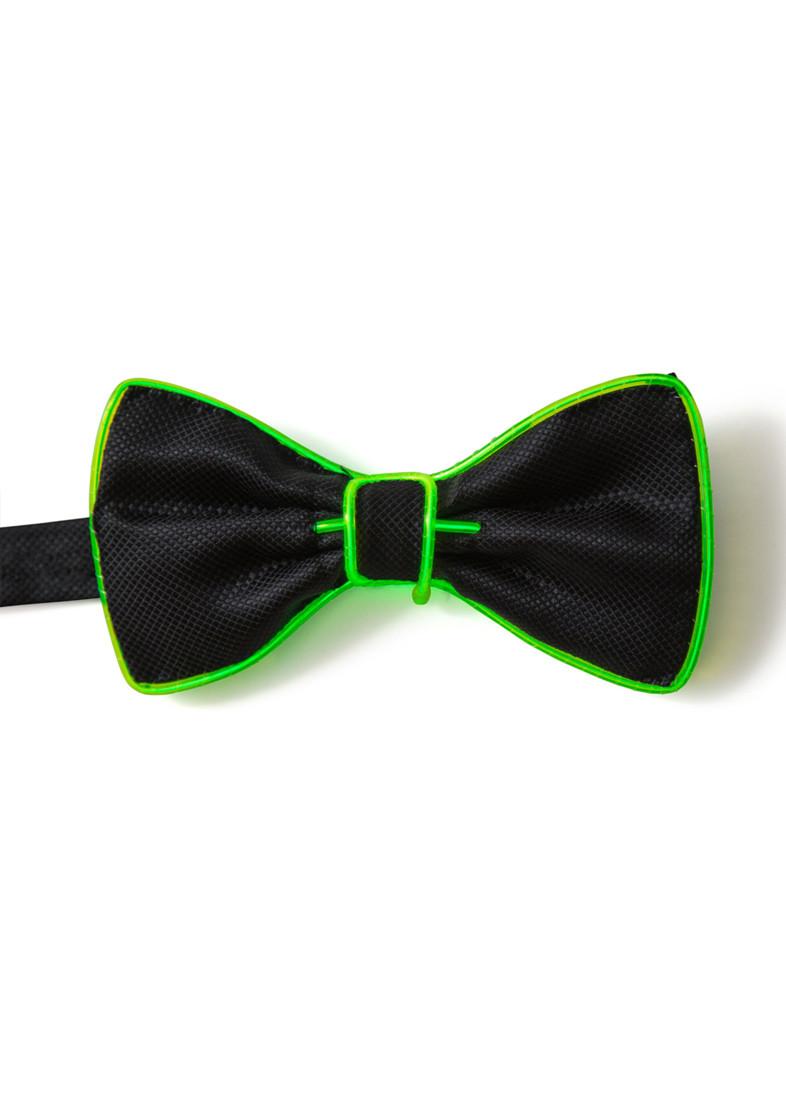 Light Up Bow Tie - Neon Nightlife