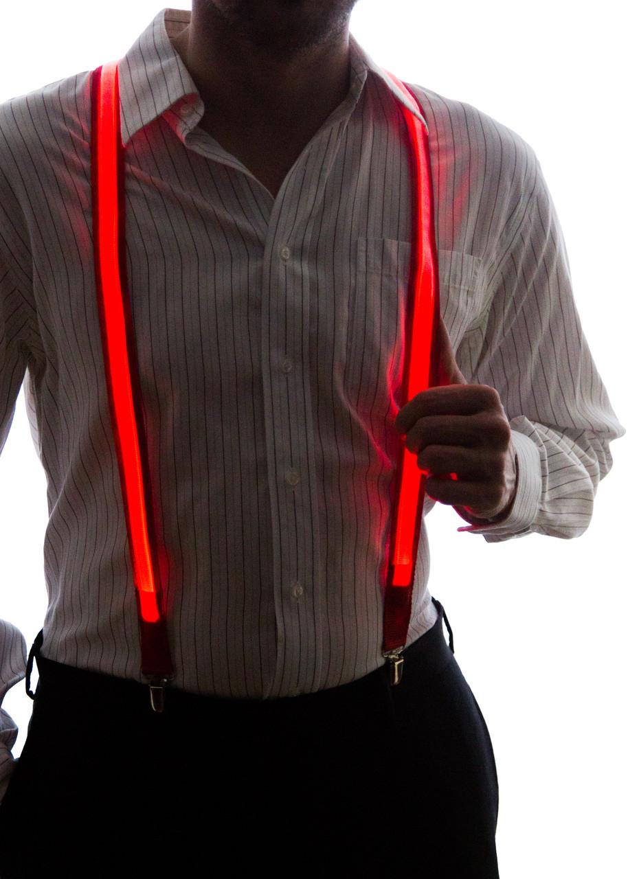 Light Up Suspenders