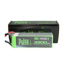 Pulse Lipo 3300mAh 22.2V 45C- Ultra Power Series PLU45-33006