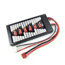 Lower! RC Parallel (6x) T-Plug Charge Board