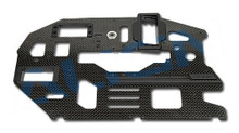 H60211 600PRO Carbon Main Frame(R)/2.0mm