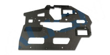 H55B004XX 550L Carbon Fiber Main Frame(L)/2.0mm