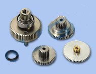 HSP61031 DS610 Servo Gear Set