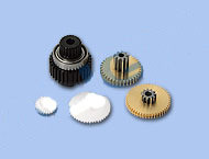 HSP41031 DS410 Servo Gear Set