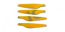 MD0753D 7.5 Inch Main Rotor - Yellow