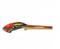 HF5501 550L Speed Fuselage – Red & Yellow