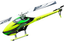 SAB Goblin 700 Competition Edition Green Kit SG703