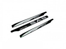 SAB Black Line Carbon Fiber Main Blades 360mm 3BL360-3DW