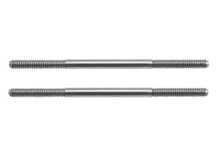 MSH Head Linkage Rod Set Swash To Blade Max V2 MSH71063