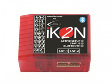 IKON2 HD Flybarless System with Integrated Bluetooth Module iKON2004