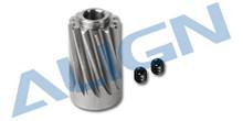 H70062A Motor Slant Thread Pinion Gear 12T