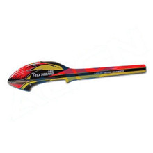 HF 5020 500E Speed Fuselage Red and Yellow