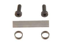 04107 Spacer set for tailrotor Mikado Logo 550/600
