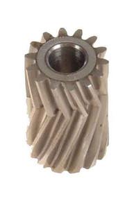 04214 Pinion for herringbone gear 14 Teeth M0.7 Mikado Logo