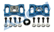 H60154 QH 600 Metal Main Shaft Bearing Block - Blue