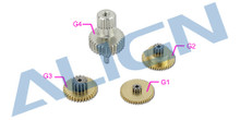 HSP45502 DS455 Servo Gear Set