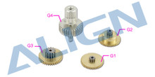 HSP45002 DS450 Servo Gear Set