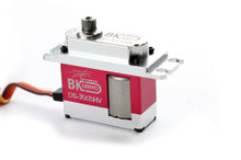 BK HV Mini Tail Servo Standard Top Case (RED) DS-7005HV BKMS02