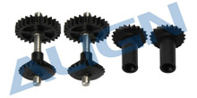 H45G001NX M0.6 Torque Tube Front Drive Gear Set/28T