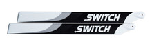 Switch 603mm Premium Carbon Fiber Blades SW-603