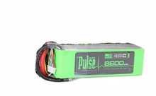 Pulse Lipo 2600mAh 22.2V 45C - Ultra Power Series PLU45-26006