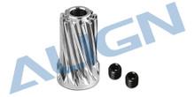 H70G010XX Motor Slant Thread Pinion Gear 12T (L27)