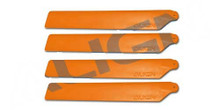 HD123E 120 Main Blades-Orange