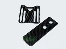 SAB Carbon Fiber Electronics Support - Goblin 570 H0309-S