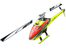 SAB Goblin 570 Flybarless Red/Yellow Kit New Swash & Gear SG570