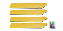 HD123D 120 Main Blades-Yellow
