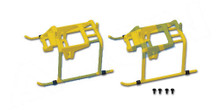 H15F001XE 150 Landing Skid- Yellow