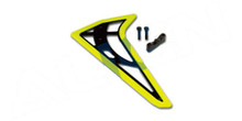 H45T006XY 450L Vertical Stabilizer-Fluorescence Yellow