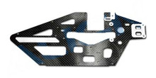 H45B001XX 450L Carbon Fiber Main Frame(L)-1.2mm