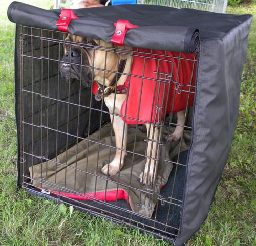 Sun Dog Solar Crate Cover