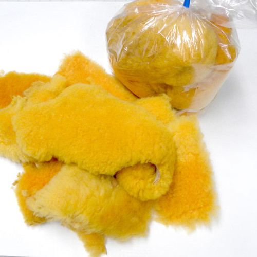 Buffalo, Rabbit, Sheepskin Fur Scraps