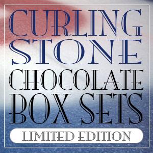 Curling Stone Chocolate box sets