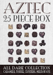 Aztec Collection Dark Chcocolate 25 Piece Box