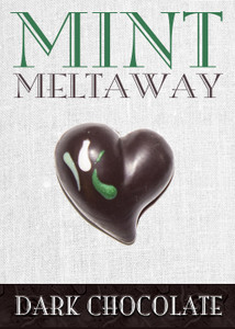 Mint Meltaway Dark Chocolate 9 Piece Box